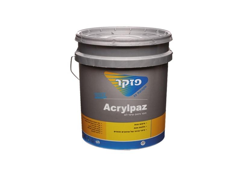 acrylpaz liquid menbranes